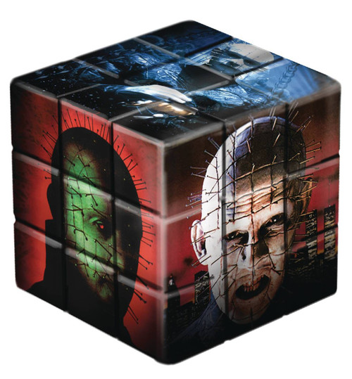 Hellraiser III: Hell on Earth Pinhead Puzzle Blox