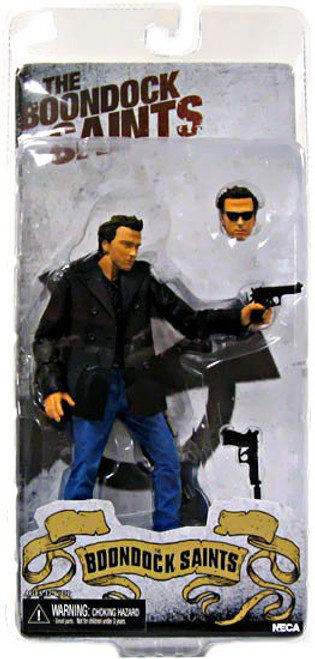 NECA The Boondock Saints Connor Action Figure [Damaged Package]