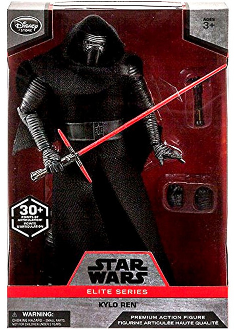 Disney Star Wars The Force Awakens Elite Series Kylo Ren 11-Inch Diecast Figure