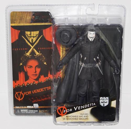 NECA V for Vendetta V Action Figure [V for Vendetta]