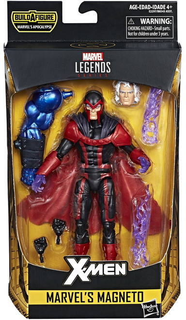 X-Men Marvel Legends Apocalypse Series Magneto Action Figure