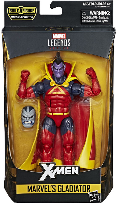 X-Men Marvel Legends Apocalypse Series Marvel's Gladiator Action Figure