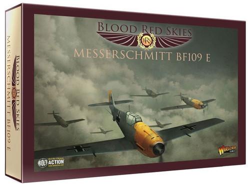 Blood Red Skies Messerschmitt BF109E Miniature