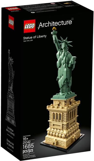 LEGO Architecture Statue of Liberty Set #21042