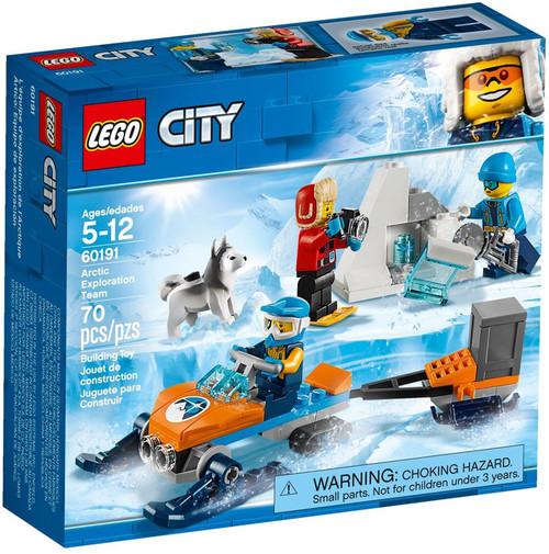 LEGO City Arctic Exploration Team Set #60191