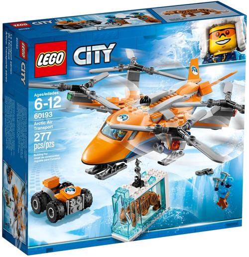 LEGO City Arctic Air Transport Set #60193