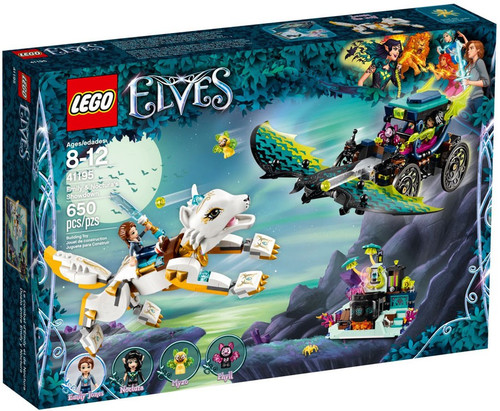 LEGO Elves Emily & Noctura's Showdown Set #41195