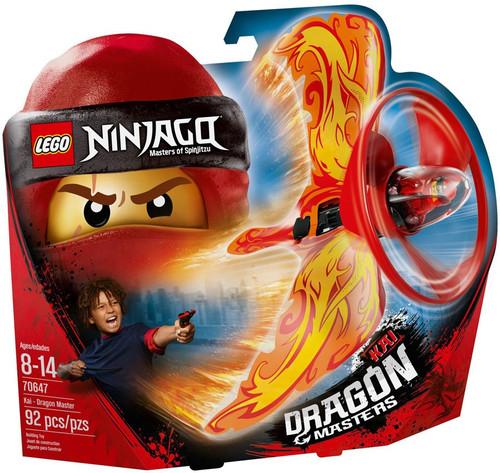 LEGO Ninjago Kai - Dragon Master Set #70647