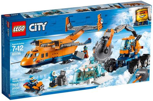 LEGO City Arctic Supply Plane Set #60196