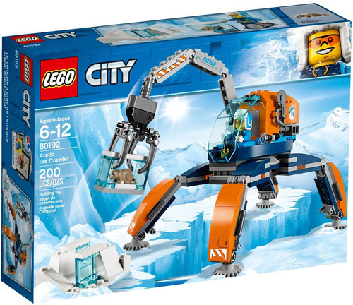 LEGO City Arctic Ice Crawler Set #60192