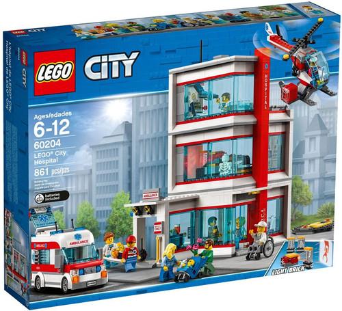 LEGO City Hospital Set #60204