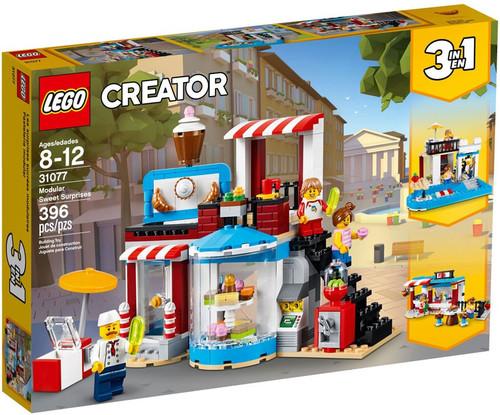 LEGO Creator Modular Sweet Surprises Set #31077