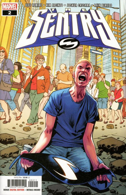 Marvel Comics Sentry #2 Comic Book