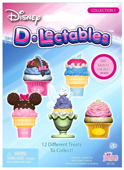 Disney D-Lectables Collection 1 Mystery Pack [Version 2]
