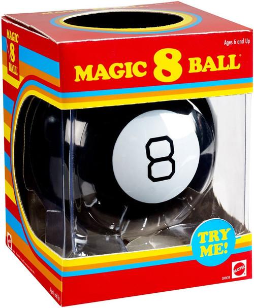 Retro Magic 8 Ball