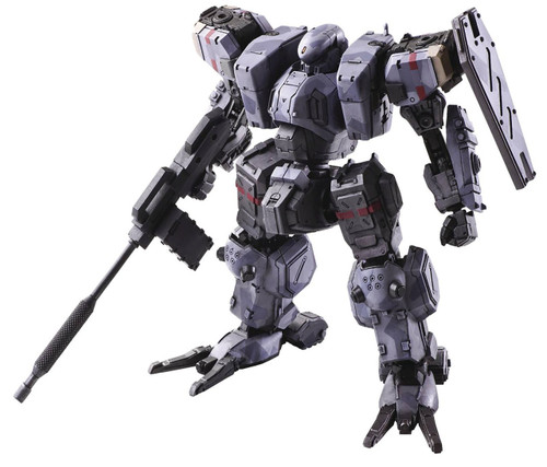 Front Mission 1st Wander Arts Zenith Action Figure [Urban Camo Variant]