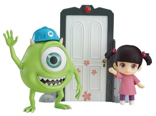 Disney Monsters Inc Nendoroid Mike & Boo Action Figure [DX Version]