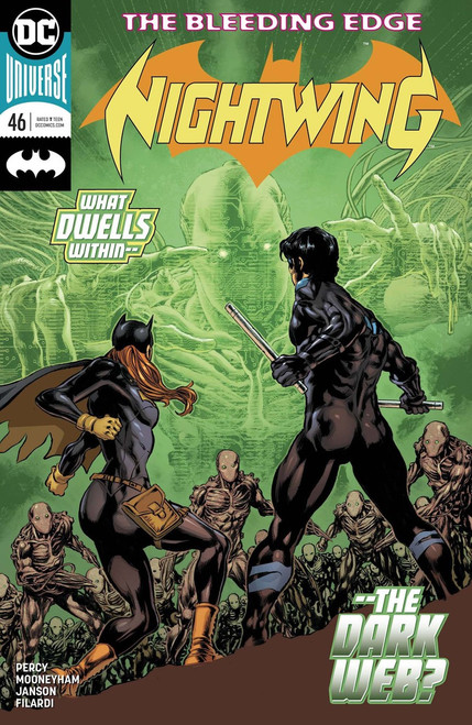 DC Nightwing #46 Comic Book