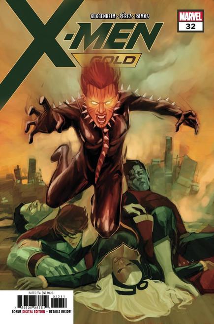 Marvel Comics X-Men Gold #32 Comic Book