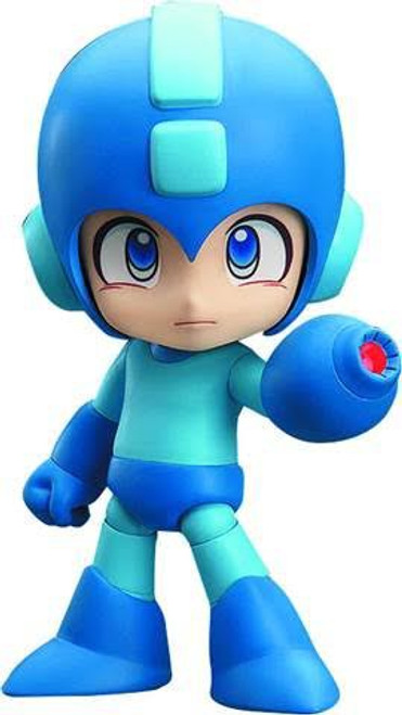 Nendoroid Mega Man Action Figure [Damaged Package]