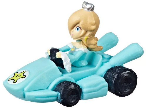 Monopoly MarioKart Board Game Power Pack Rosalina 2-Inch Mini Figure