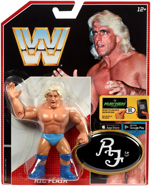 WWE Wrestling Retro Ric Flair Action Figure