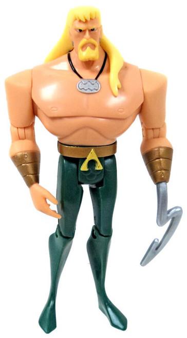 DC Universe Justice League Unlimited Aquaman Action Figure [Loose]