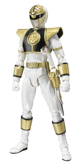 Mighty Morphin Power Rangers Figuarts White Ranger Action Figure