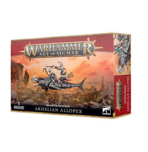 Warhammer Age of Sigmar Grand Alliance Order Idoneth Deepkin Akhelian Allopex