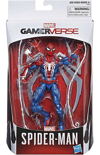 Marvel Legends Gamerverse Spider-Man Exclusive Action Figure