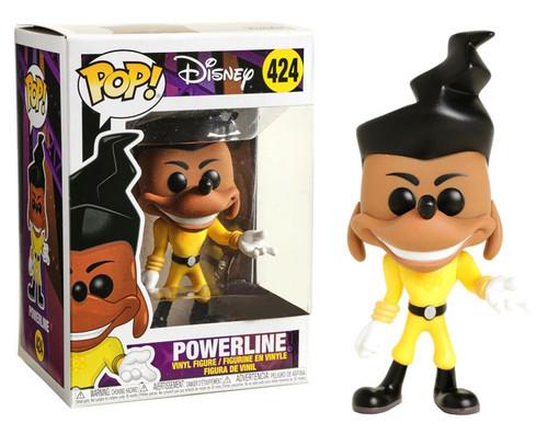 Funko A Goofy Movie POP! Disney Powerline Exclusive Vinyl Figure #424 [Damaged Package]