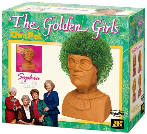 NECA Golden Girls Sophia Chia Pet