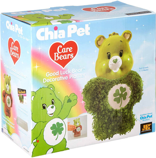 NECA Care Bears Good Luck Bear Chia Pet