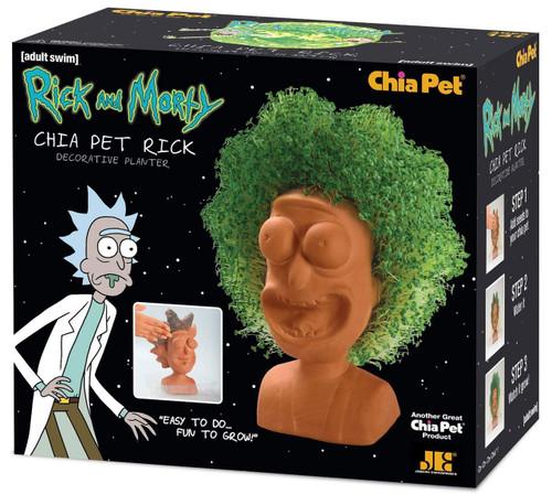 NECA Rick & Morty Rick Chia Pet