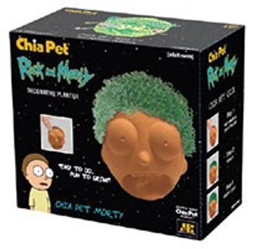 NECA Chia Rick & Morty Morty Chia Pet