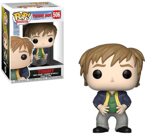 Funko Tommy Boy POP! Movies Tommy Exclusive Vinyl Figure #506 [In a Little Coat, Damaged Package]