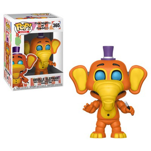 Funko Five Nights at Freddy's Pizza Simulator POP! Games Orville Elephant Vinyl Figure #365