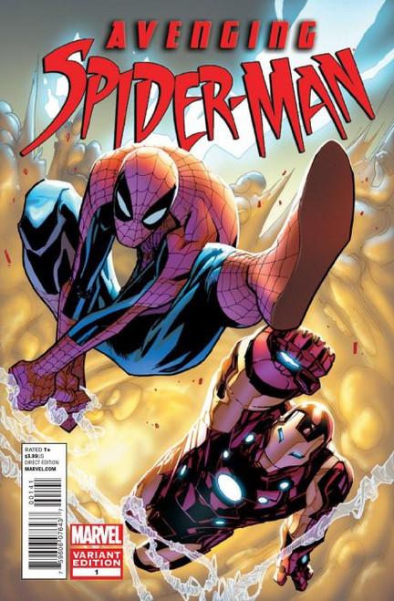 Marvel Comics Avenging Spider-Man #1 Comic Book [Humberto Ramos Variant]