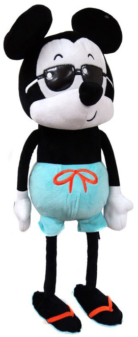 """Disney Summer Mickey Mouse Exclusive 22-Inch Plush [22""""]"""