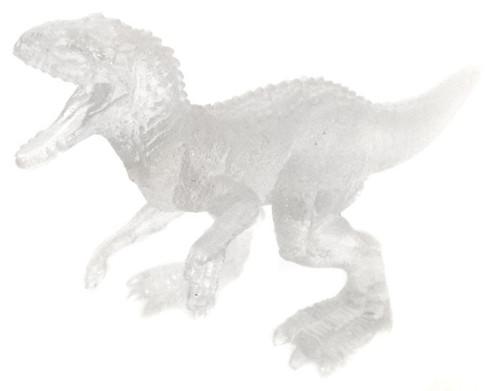 Jurassic World Matchbox Battle Damage Mini Dinosaur Figure Indominus Rex 2-Inch Mini Figure [Loose]