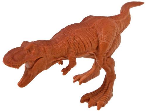 Jurassic World Matchbox Battle Damage Mini Dinosaur Figure Tyrannosaurus Rex 2-Inch Mini Figure [Loose]