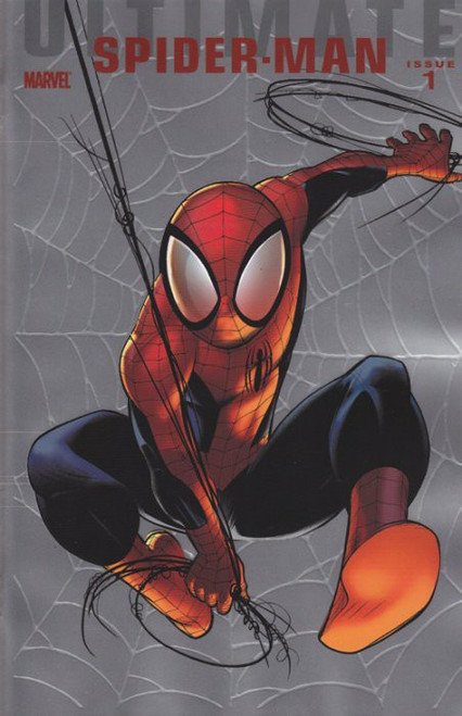 Marvel Comics Ultimate Spider-Man #1 Comic Book [David Lafuente Foilgram Variant]
