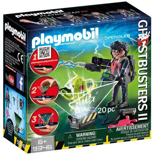 Playmobil Ghostbusters II Egon Spengler Set #9346