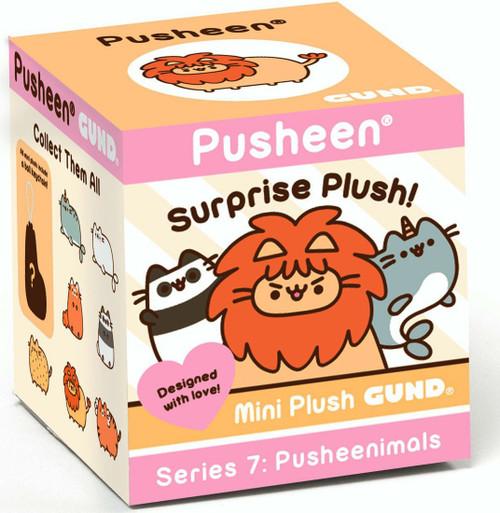 Series 7 Pusheenimals Mystery Pack [1 RANDOM Mini Plush Figure]