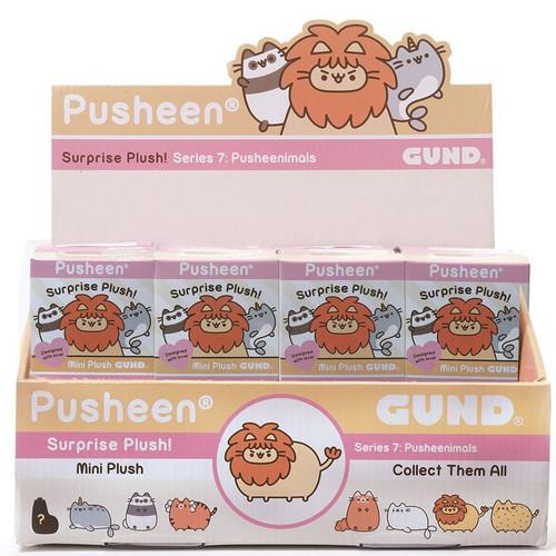 Series 7 Pusheenimals Mystery Box [24 Packs]