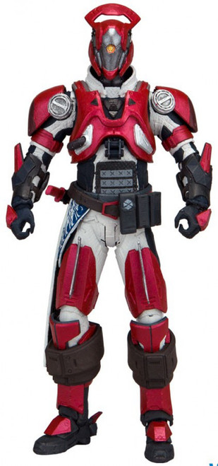 McFarlane Toys Destiny Vault of Glass Titan Feud Unfading Exclusive Action Figure