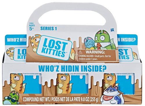 Series 1 Lost Kitties Mystery 3-Pack