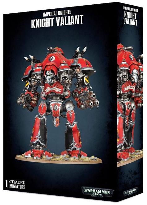 Warhammer 40,000 Imperial Knights Knight Valiant