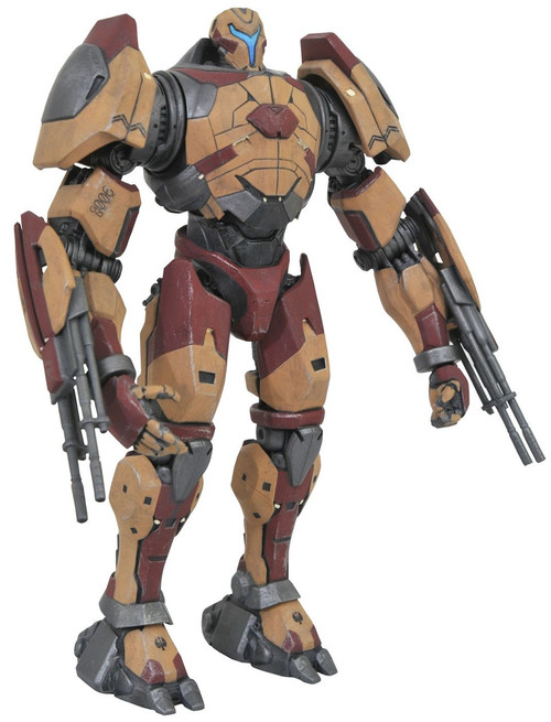 Pacific Rim: Uprising Series 3 Valor Omega Action Figure