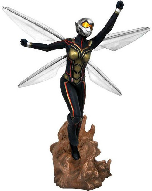 Ant-Man and the Wasp Marvel Gallery Wasp 9-Inch Collectible PVC Statue